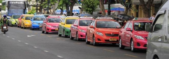 такси аэропорта У-Тапао в Паттайе