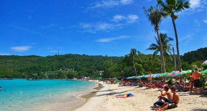 Пляж Ло Далем