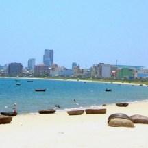 Дананг - пляж
