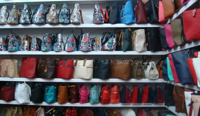 Кожаные изделия из Туниса