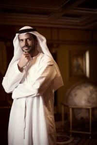 национальное арабское платье