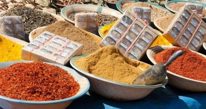 Специи из Туниса