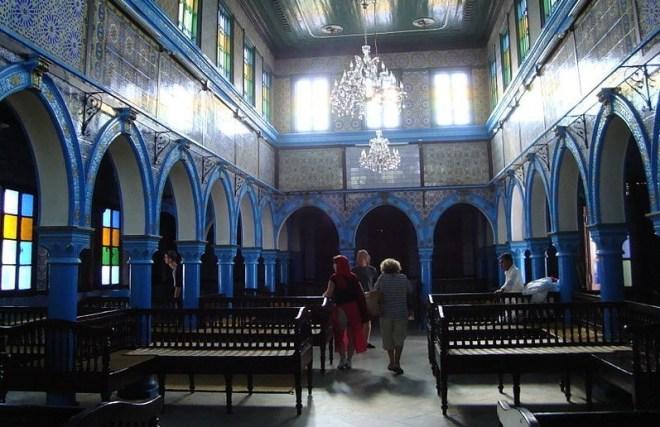 остров Джерба - синагога Эль-Гриба
