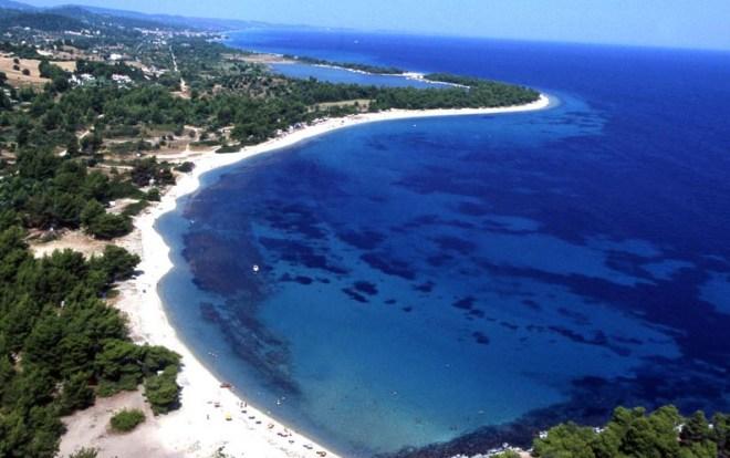 Полуостров Халкидики - Греция