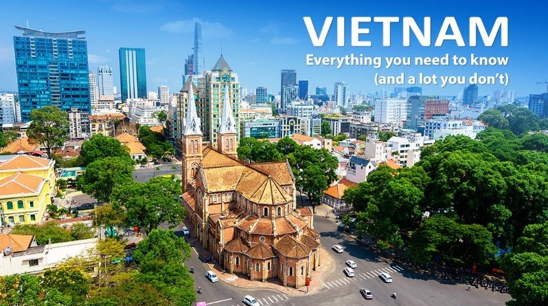 Курорты Вьетнама - куда поехать