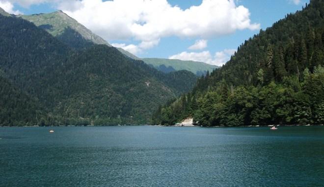 Курортный сезон в Абхазии