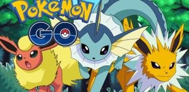 Pokémon Go: Como evoluir o seu Eevee para a evolução desejada