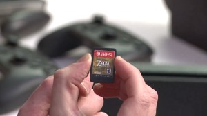 Cartucho Nintendo Switch Zelda