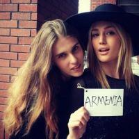 未知の国アルメニアの美人女優・美女モデルTOP21ランキング