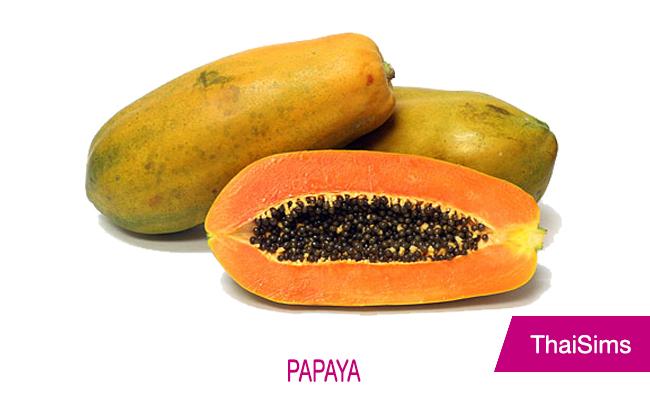 papaya Thailand ThaiSims