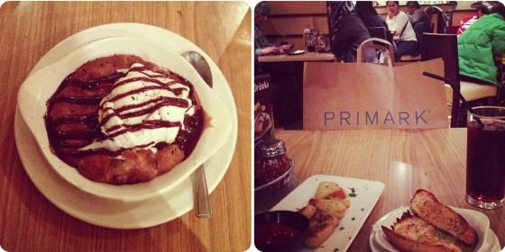 Pizza Hut pós Primark acontece praticamente uma vez por semana