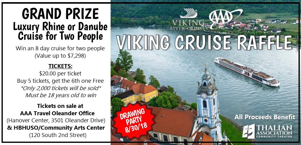 Viking River Cruise Raffle