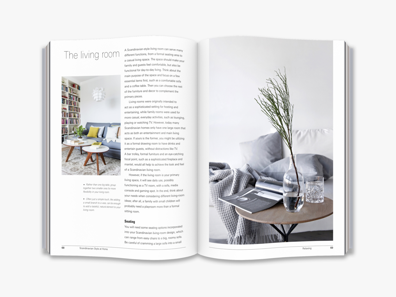 Scandinavian Design Magazine Magazine On Behance