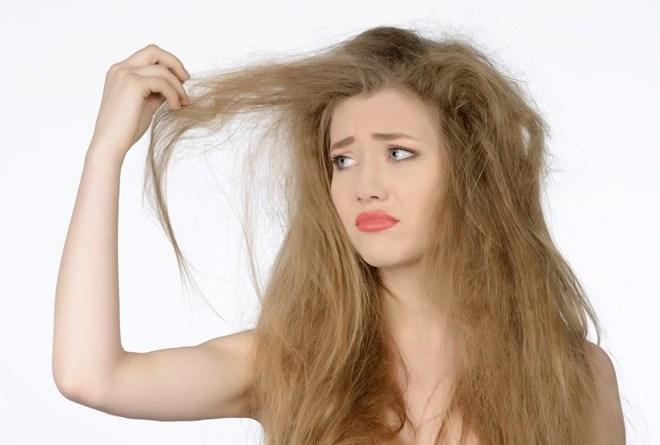 tóc khô