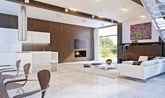 Weiß Braun Wohnzimmer Thandinfo