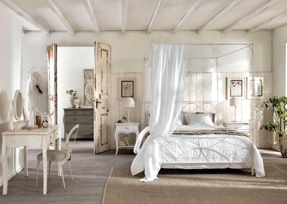 Deko Schlafzimmer Vintage