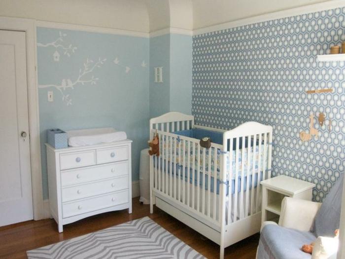 Babyzimmer Für Jungs Kreativ On Andere überall 120 Super Originelle