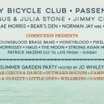 Festivals: Somersault Lineup Additions & Day Splits