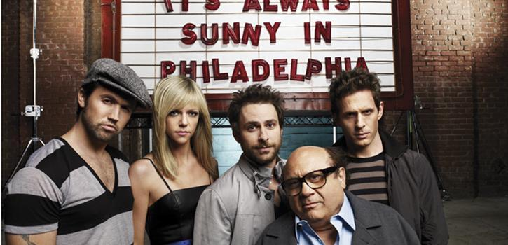 IT'S ALWAYS SUNNY is taking over FOX!
