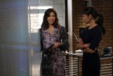 "BONES: Michaela Conlin and Tamara Taylor in the ""The Promise in the Palace"" episode of BONES airing Thursday, Nov. 12 (8:00-9:00 PM ET/PT) on FOX. ©2015 Fox Broadcasting Co. Cr: Jennifer Clasen/FOX"