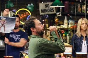 "IT'S ALWAYS SUNNY IN PHILADELPHIA -- ""Chardee MacDennis 2: Electric Boogaloo"" -- Episode 1101 (Airs Wednesday, January 6, 10:00 pm e/p) Pictured: Charlie Day as Charlie. CR: Patrick McElhenney/FX"