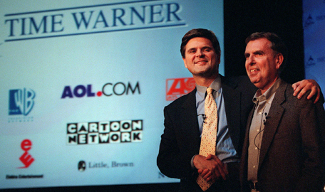 What Were They Thinking #50 the AOL-Time Warner Merger That 401k Site