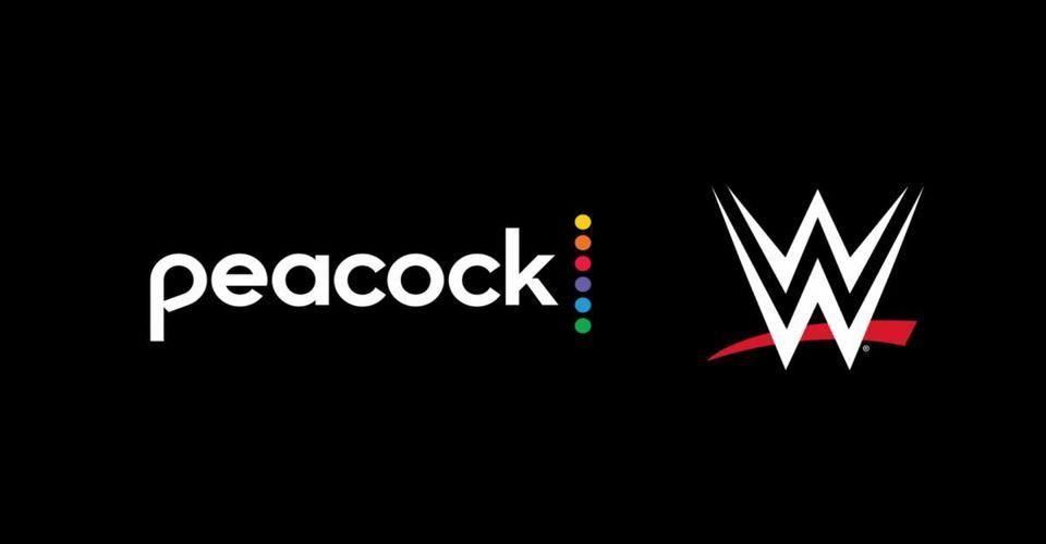peacock wwe