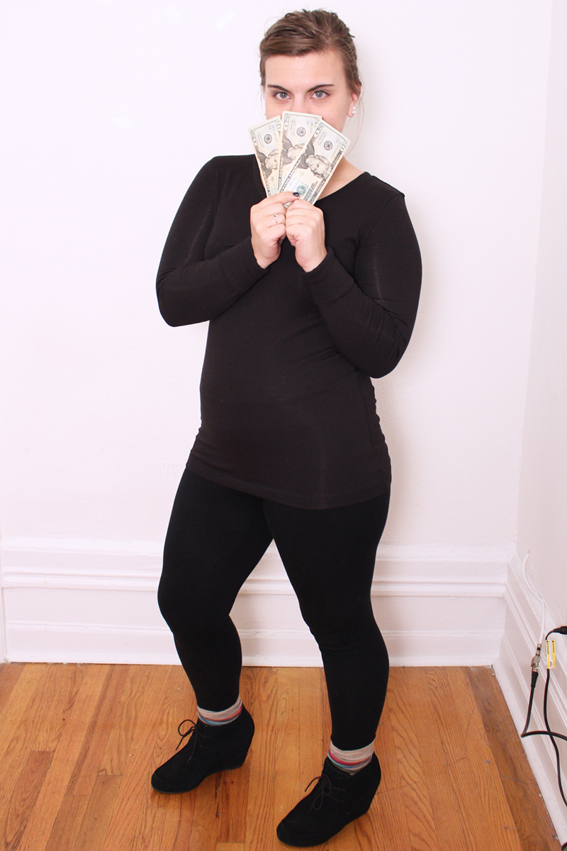 Diy Bank Robber Shirt 5 Halloween Costumes You Definitely Already Have In Your Closet