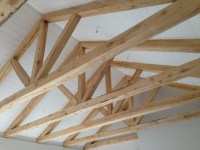 Exposed Trusses and Ceilings - Thatchscapes