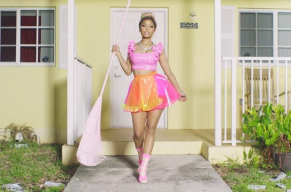 Chart Check Hot 100 Nicki Minaj Nabs History Making 14th Top 10
