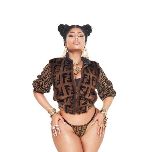 Nicki Minaj Teases New World Tour - That Grape Juice