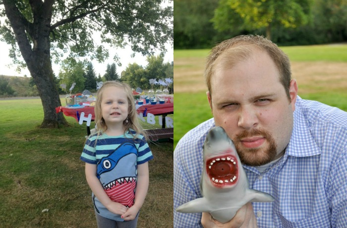 shark party 11