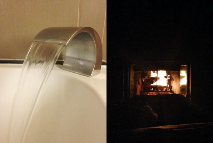 salish tub and fire