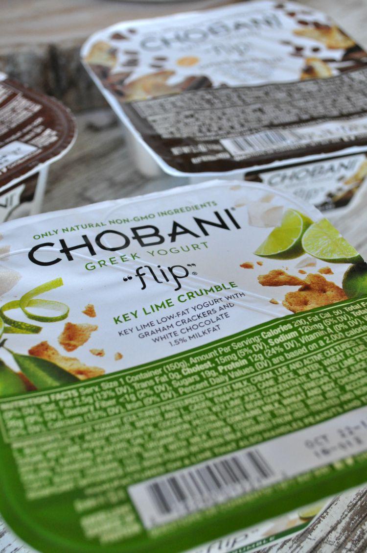 chobani flip key lime