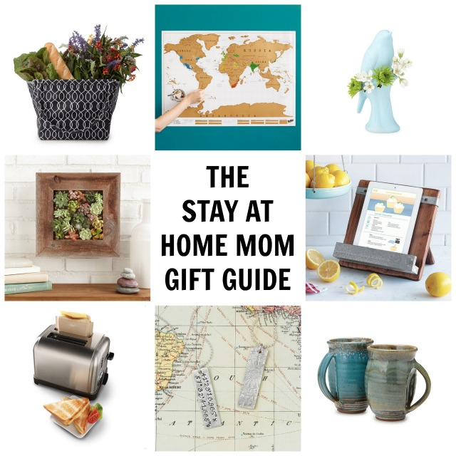 THE STAY AT HOME MOM GIFT GUIDE