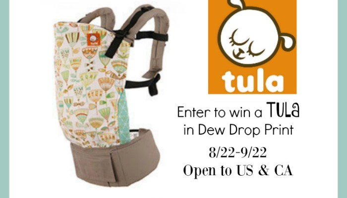 Win a Tula!