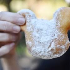 Disneyland beignet