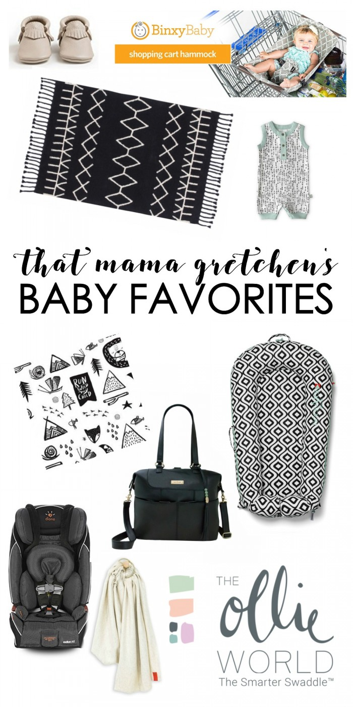 That Mama Gretchen's Baby Favorites
