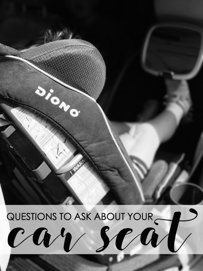 Questions To Ask About Your Car Seat