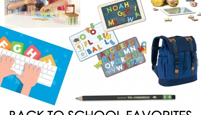 Back To School Favorites … For Homeschoolers!