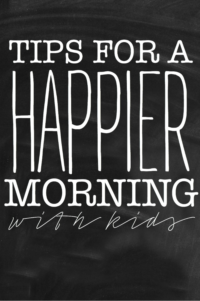 HAPPIER MORNING