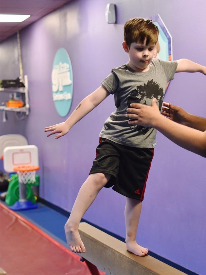 The Little Gym - balance