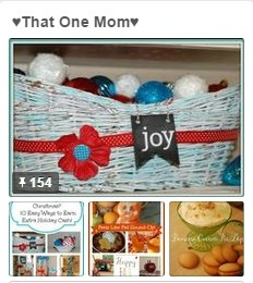 Follow That One Mom on Pinterest!