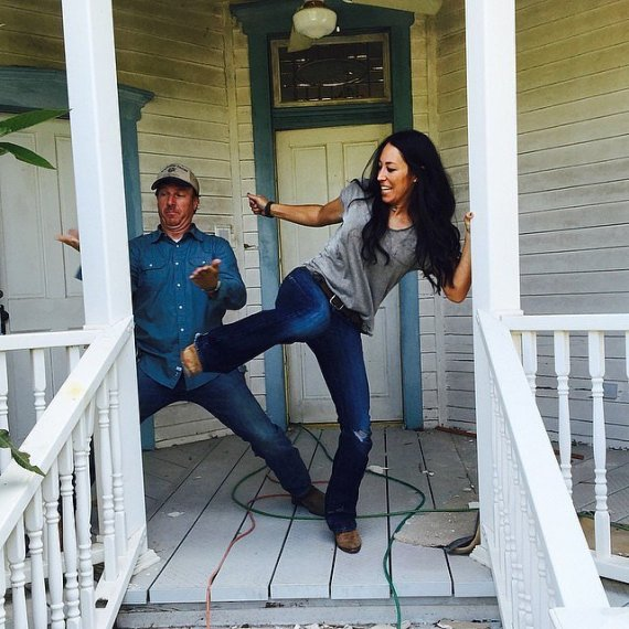 the hgtv fixer upper drinking game   that s normal