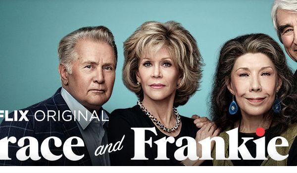 Grace and Frankie: The Funniest Show On Netflix