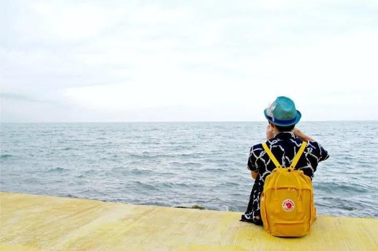 Kanken backpack by Fjallraven