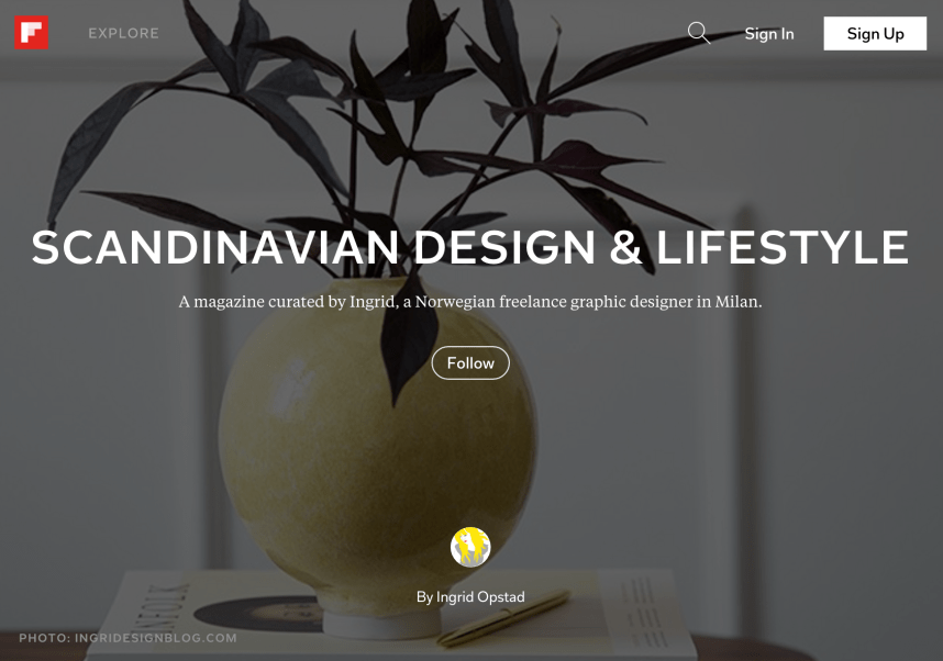Scandinavian design & lifestyle by ingridesign