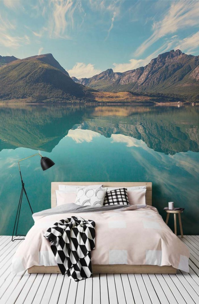 Have you ever dreamed of waking up in a fjord? Then this breathtaking ...
