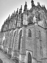 cathedral in Kutna Hora