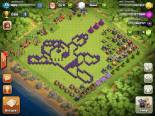 Funny Clash Of Clans Base Designs